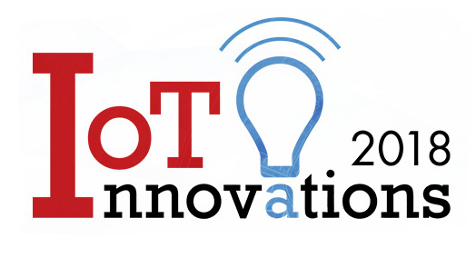 Connected World IoT Innovations 2018