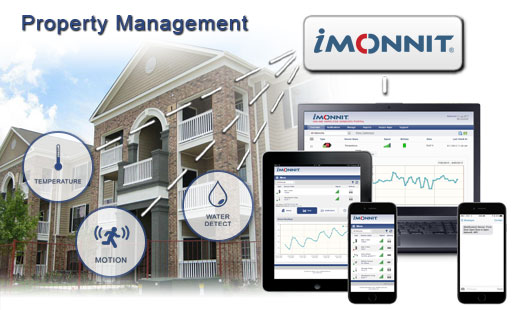 Monnit Property Management and Monitoring Solutions