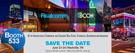 Realcomm 2019 Logo