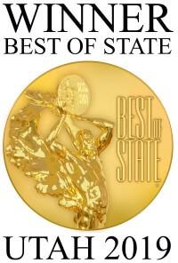 Best of State Utah Award