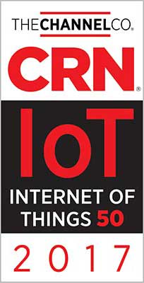 Monnit Recognized in Internet of Things 50 by CRN