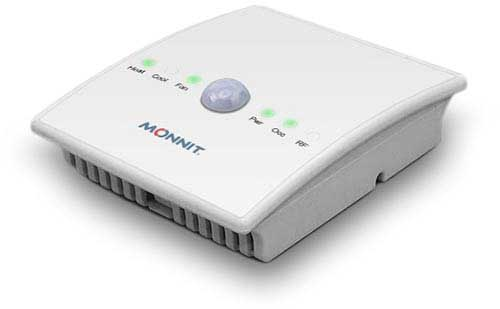Monnit Introduces New Thermostat for Remote Facility Energy