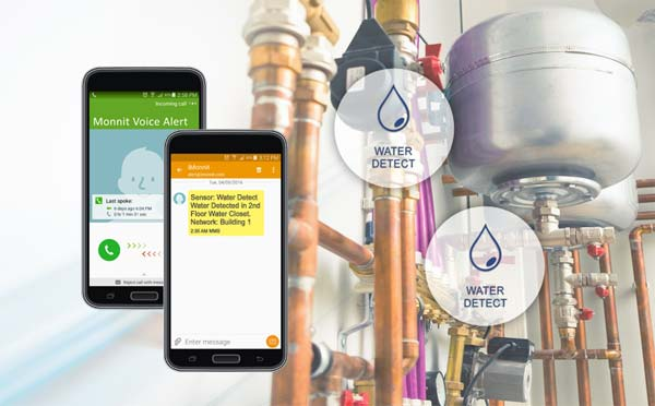Monnit Solutions for Water Leak Detection