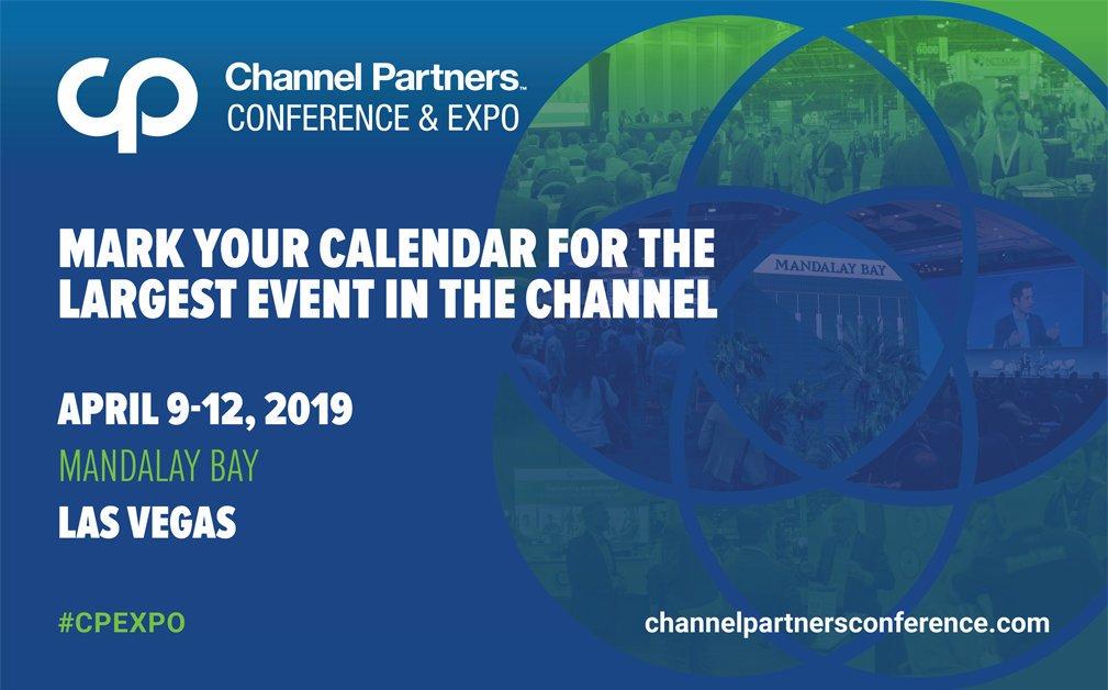 Channel Partners 2019 Logo