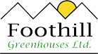 Foothill Greenhouses Logo