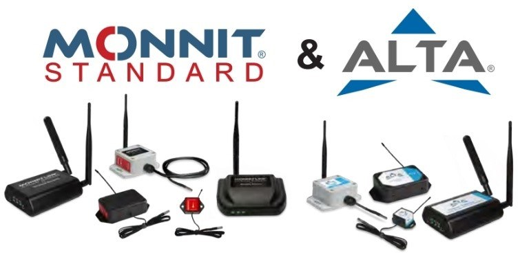 Monnit Standard and Alta product lines