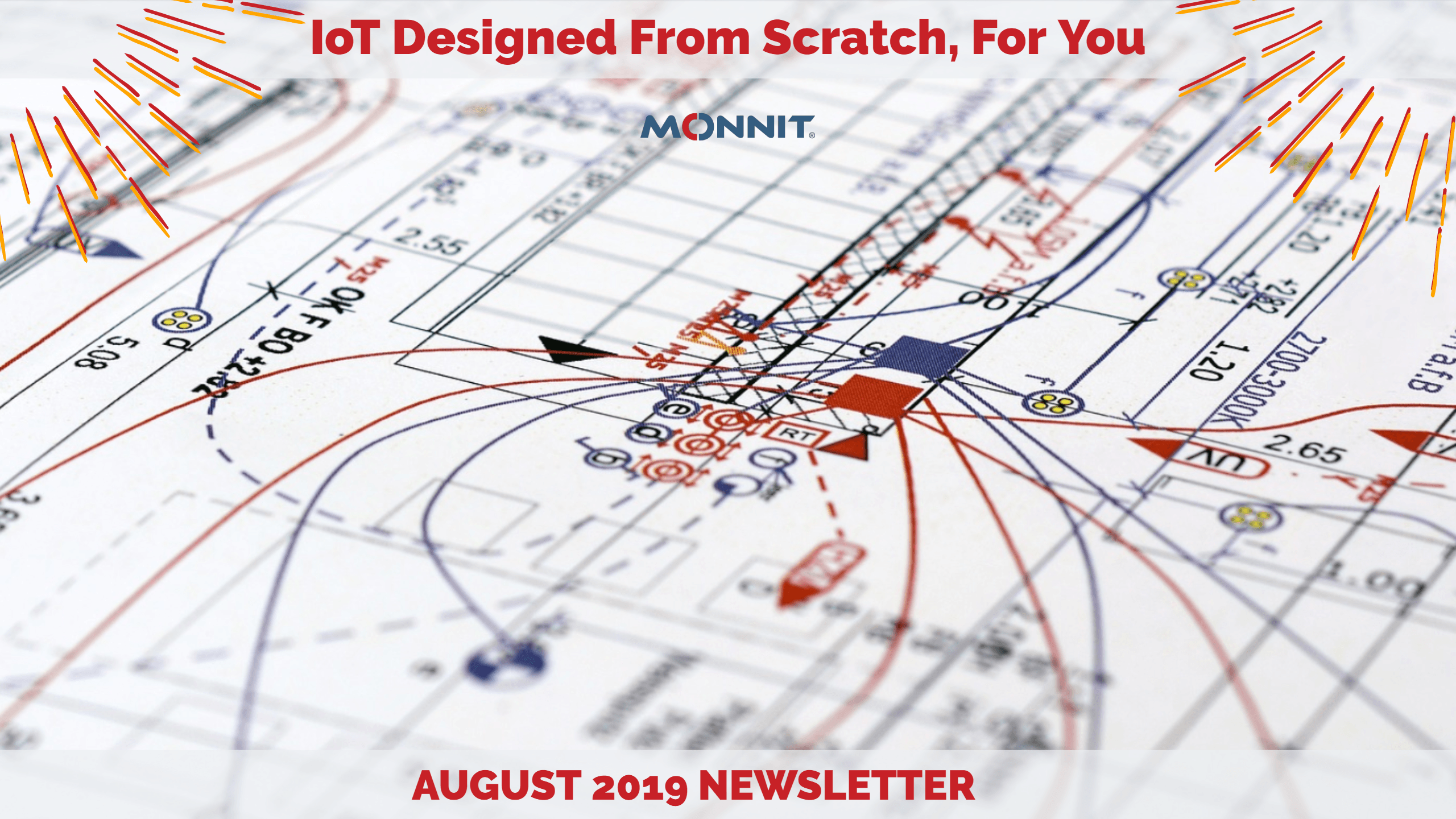 Monnit Monthly Newsletter - August 2019