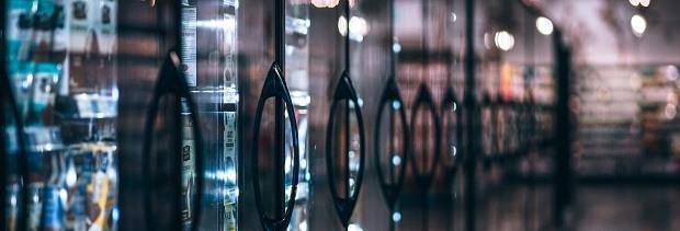 Grocery store refrigerators