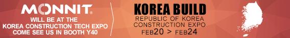 Visit us the Korean Construction Tech Expo