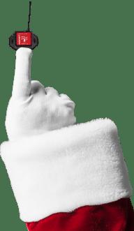 Hand with Sensor