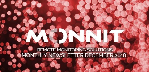 MonnitSense Newsletter - November 2018