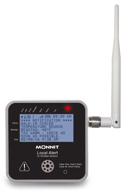 Monnit Wireless Local Alert