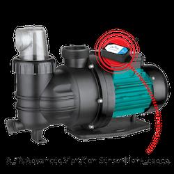 Sump Pump with Sensor