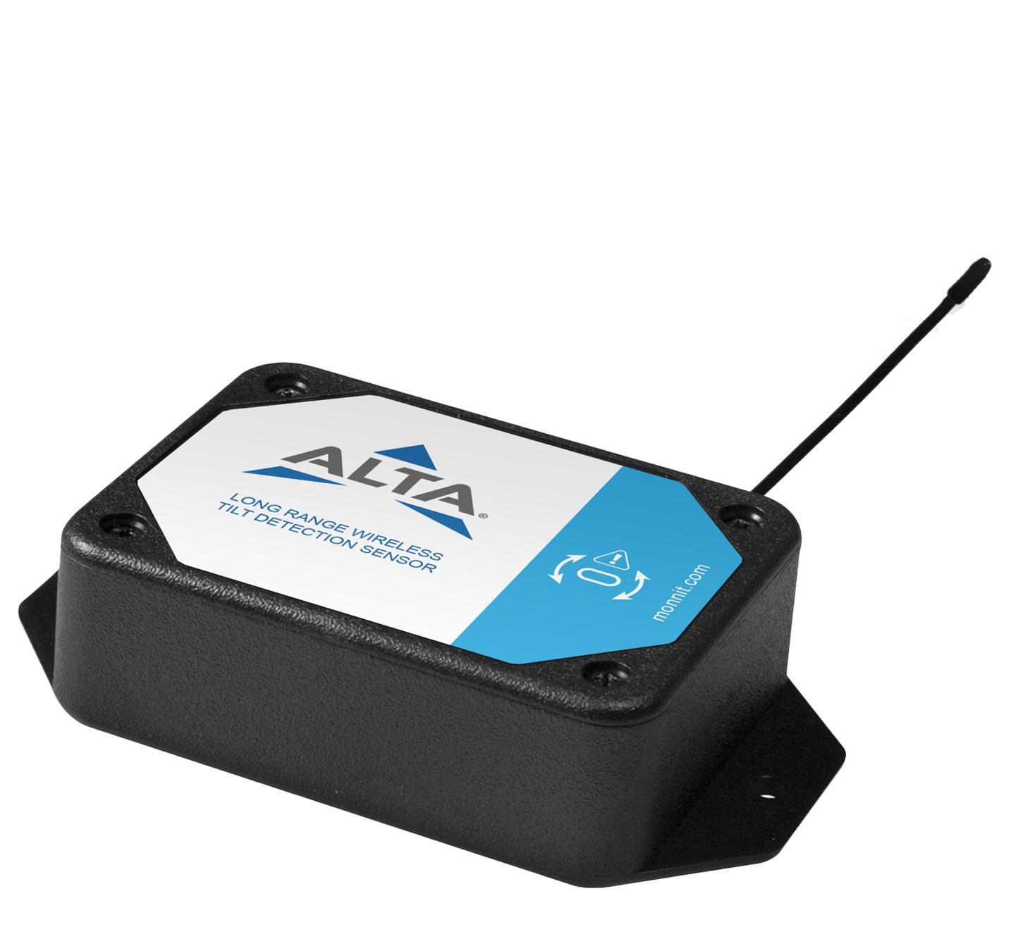 Wireless Accelerometer - Tilt Detection Sensor