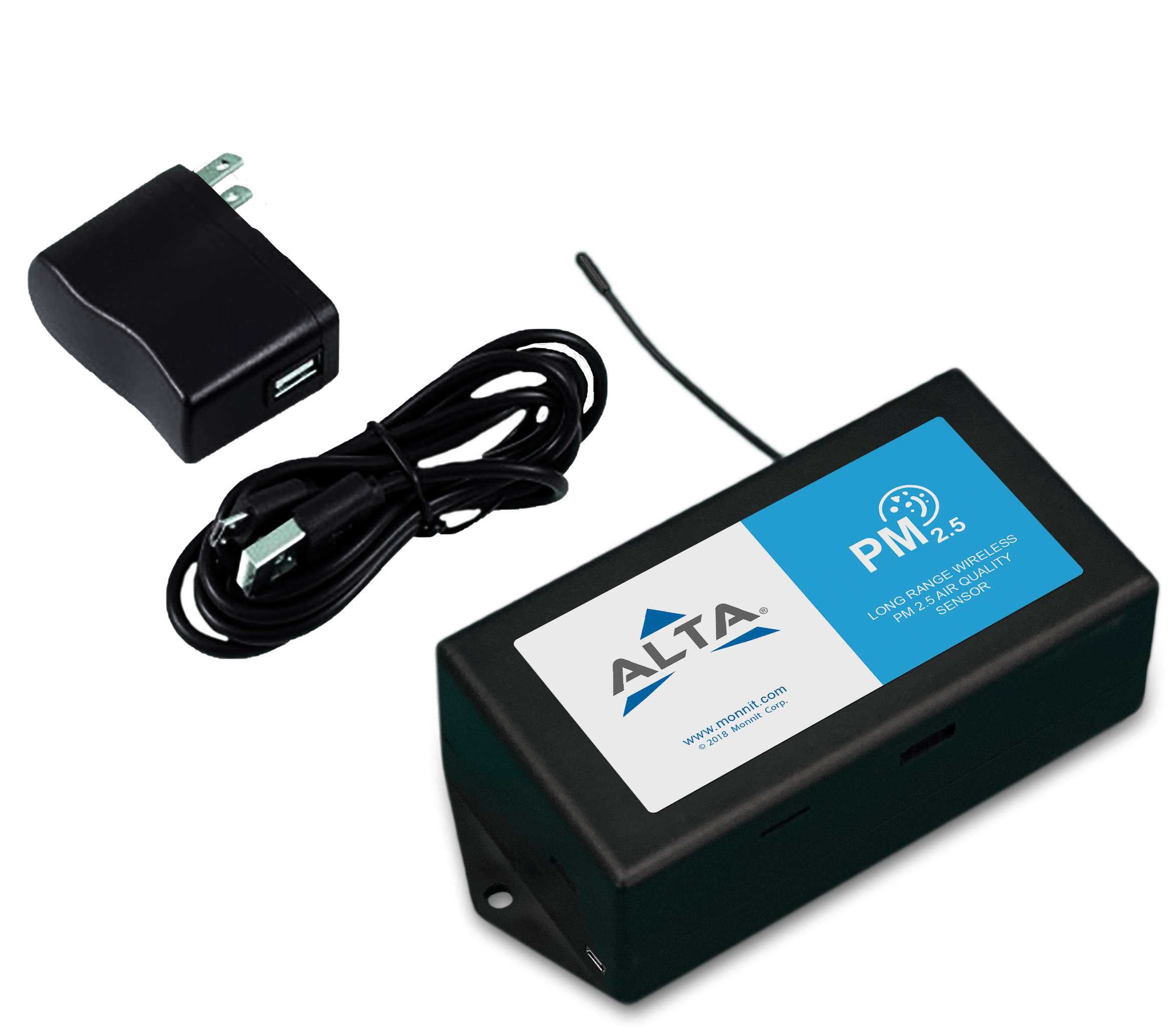 ALTA Monnit Wireless Air Particulate Meter AA