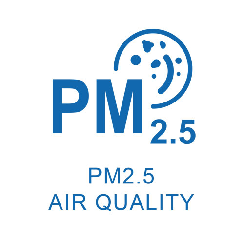 ALTA Air Quality / Particulate (PM2.5) Meter
