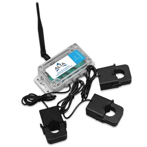 ALTA wireless three phase current meter