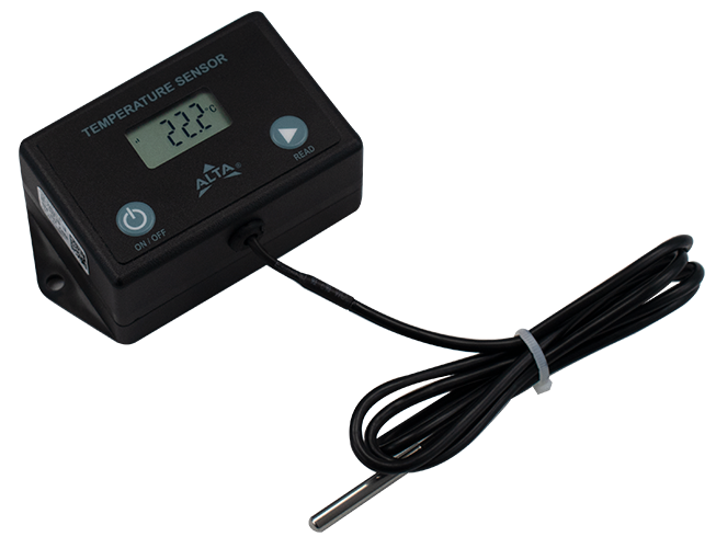 Wireless Digital Temperature Sensor