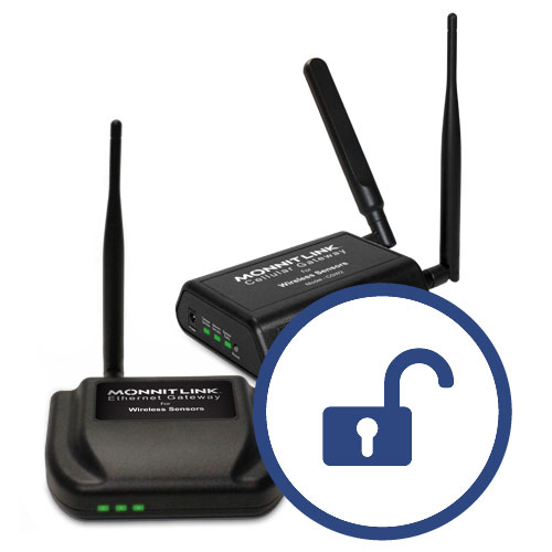 Monnit Wireless Gateway - Unlock