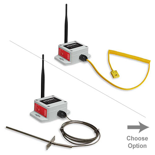 Monnit Industrial Wireless Thermocouple Sensor