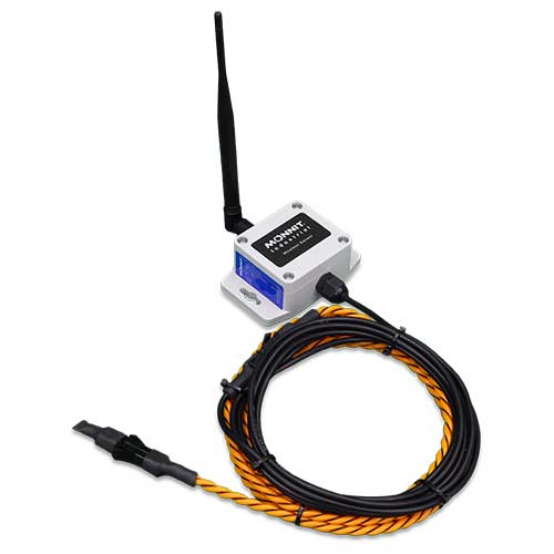 Monnit Industrial Wireless Water Rope Sensor
