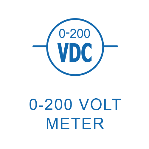 ALTA 0-200 VDC Wireless Voltage Meters