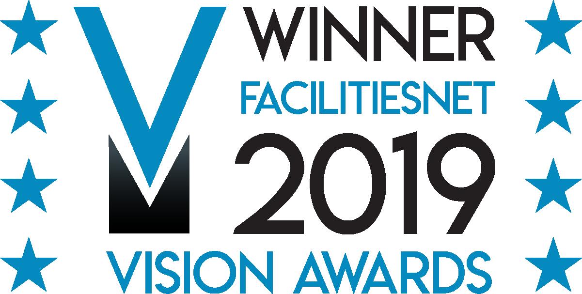 2019 winner facilitiesnet vision award