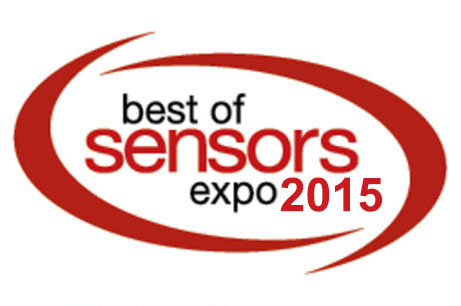best of sensors expo 2015
