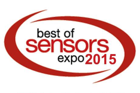 best of sensors expo 2015