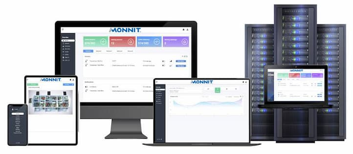 iMonnit Software