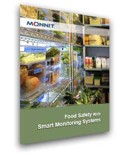 food safety with smart monitoring systems