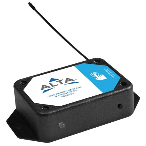 Wireless Button Press Sensor - AA Battery Powered