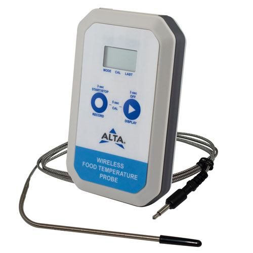 wireless food probe thermometer