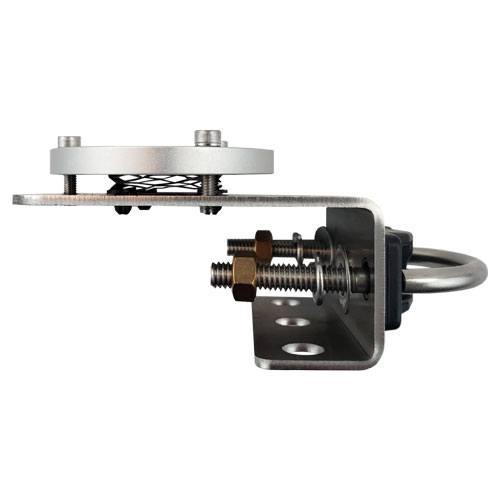 PAR light sensor mounting bracket