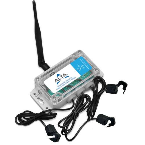 ALTA Industrial Wireless Three Phase Current Meter - 20 Amp