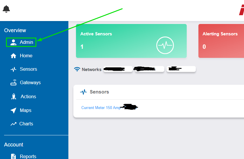 Exiting a Linked Account - 1