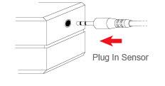 Connect the Sensor