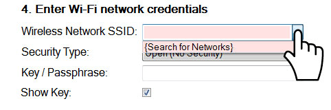Search for Networks