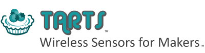 Tarts - Wireless Sensors for Makers.